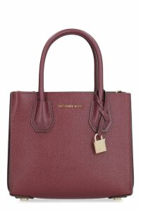 Michael Kors Mercer Leather Handbag