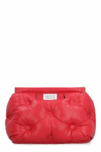 Maison Margiela Glam Slam Quilted Leather Handbag