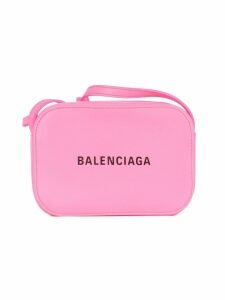 Balenciaga Everyday Logo Shoulder Bag
