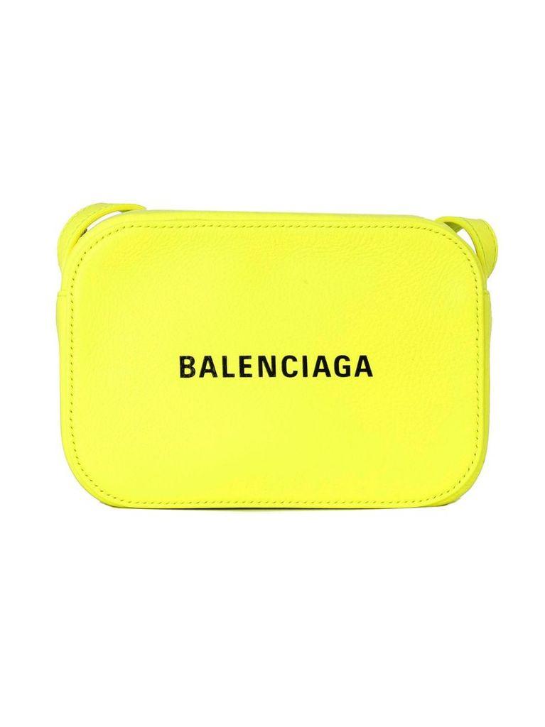 Balenciaga Everyday Logo Shoulder Bag