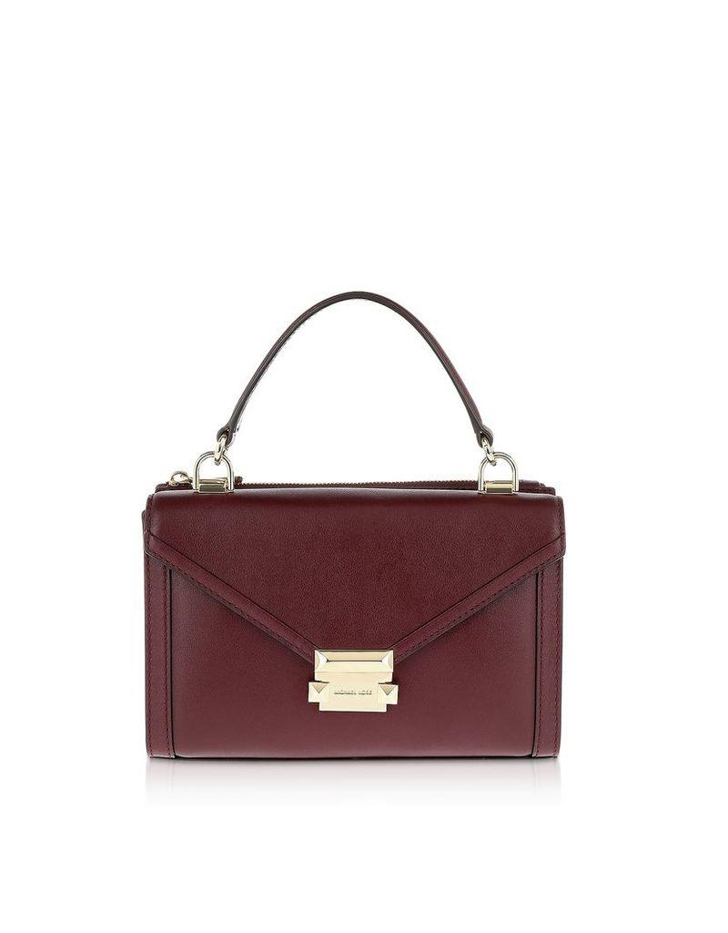Michael Kors Whitney Small Convertible Top-handle Messenger Bag