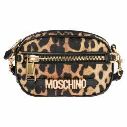 Moschino Cross-body Messenger Shoulder Bag