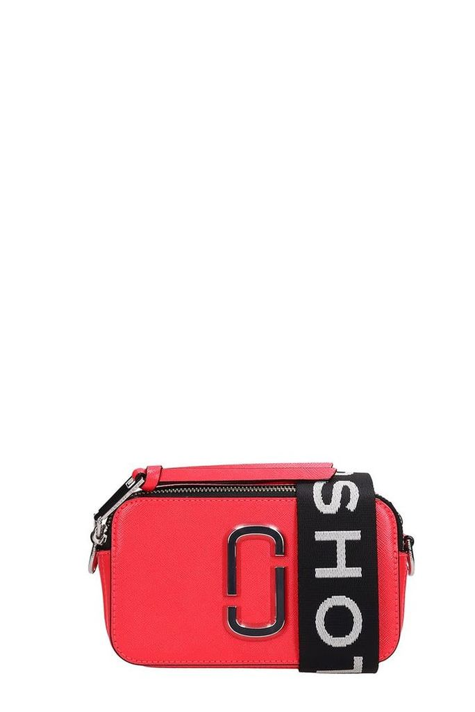 Marc Jacobs Logo Strap Snapshot Small Camera Bag