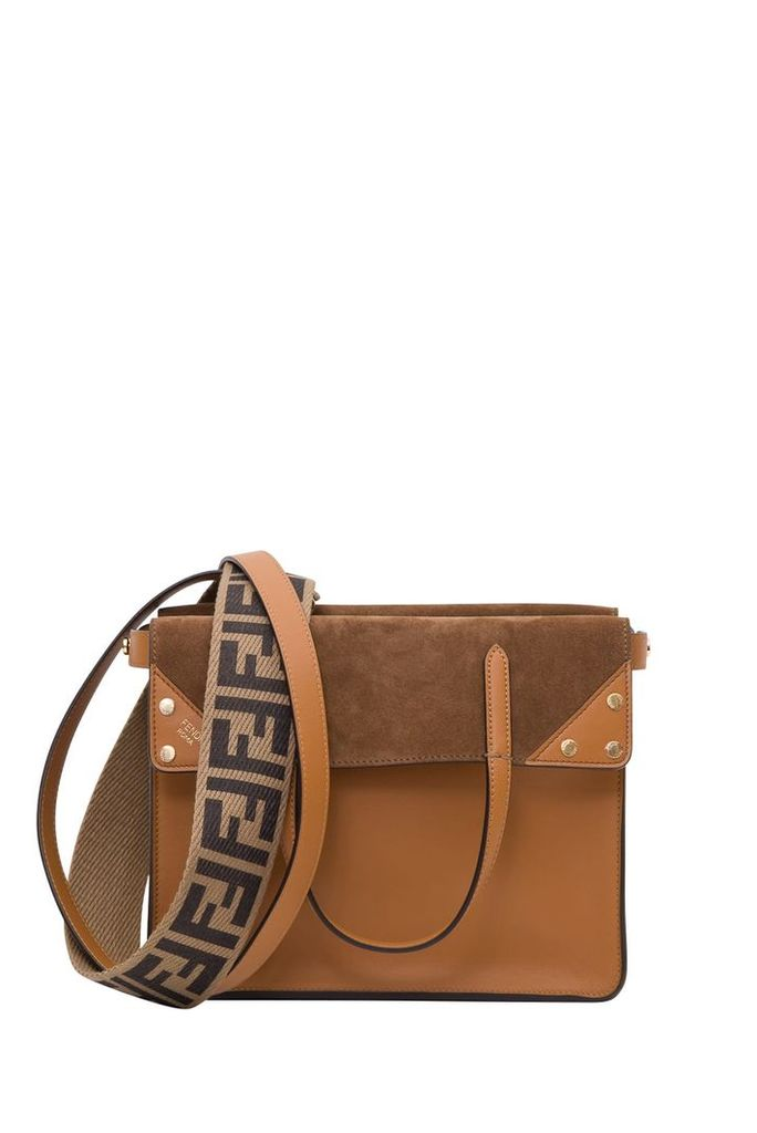 Fendi Small Flip Tote Bag