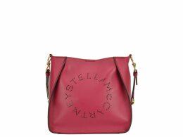 Stella Mccartney Stella Logo Mini Crossbody Bag