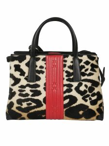 Zanellato Animal Print Tote