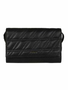 Zanellato Foldover Shoulder Bag