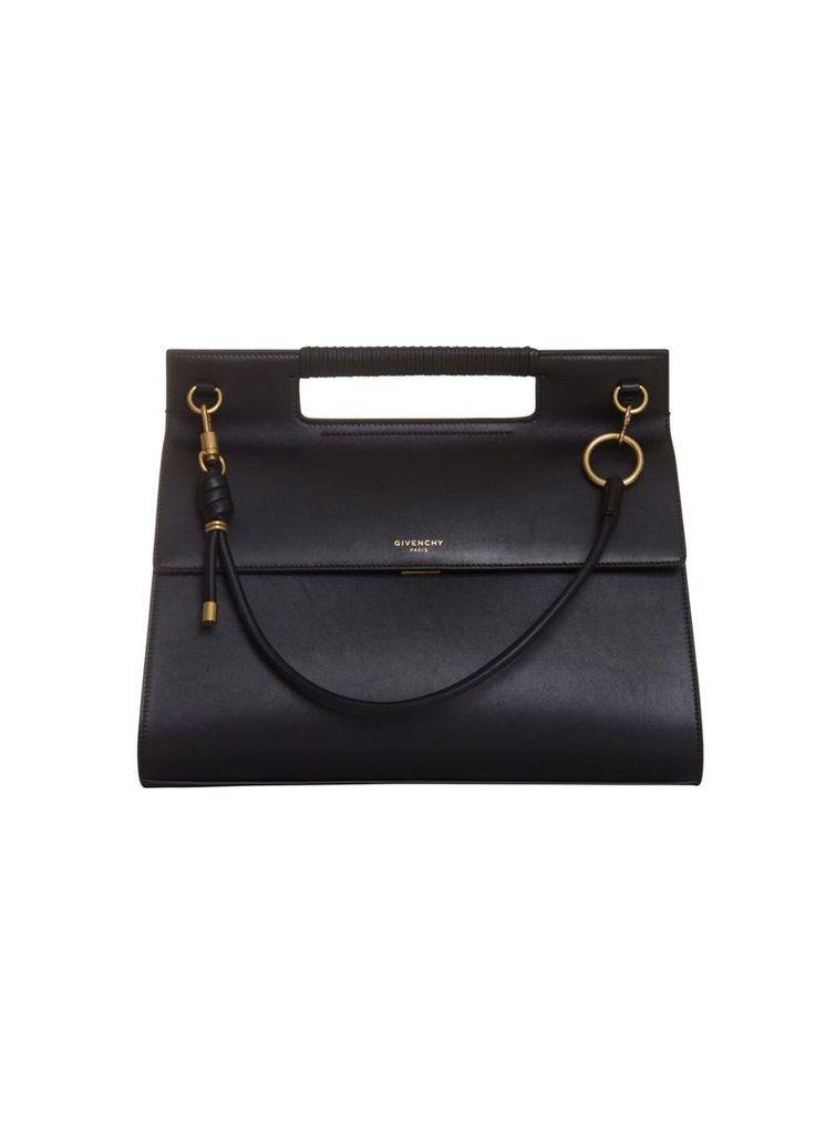 Givenchy Whip Large Leather Shoulder Bag