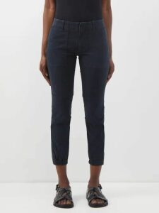 Rianna + Nina - Patricia Monkey Print Silk Dress - Womens - Black Multi
