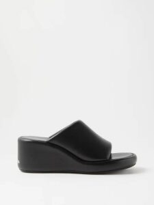 Françoise - Lace Up Cotton Mini Dress - Womens - Beige
