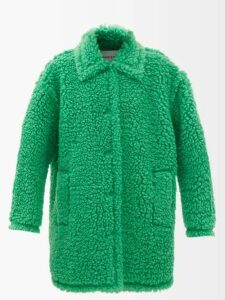 Jacquemus - Bellezza Low Back Chiffon Midi Dress - Womens - Light Blue