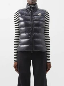 Prada - Bow Appliqué Double Silk-satin Midi Skirt - Womens - Dark Brown