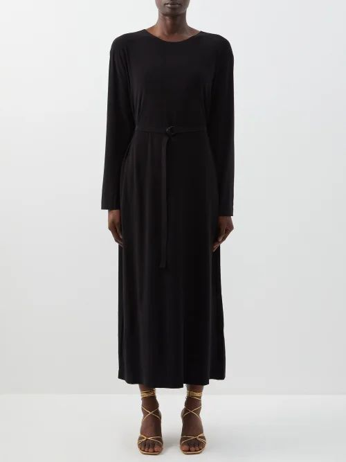 Ace & Jig - Sangria Striped Cotton Wrap Skirt - Womens - White