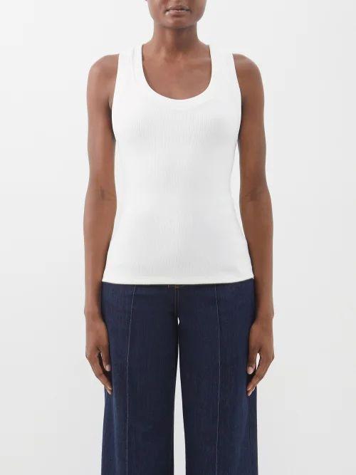 Nico Giani - Tunilla Square Leather Shoulder Bag - Womens - Tan Multi