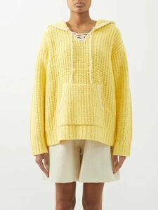 Saint Laurent - Monogram Quilted Leather Cross Body Bag - Womens - Red
