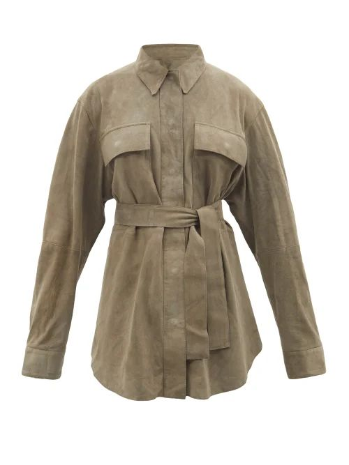 Gucci - Ophidia Gg Canvas Top Handle Bag - Womens - Red Multi