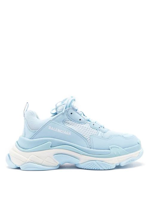 Aesther Ekme - Structured Leather Shoulder Bag - Womens - Cream