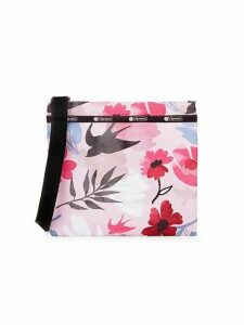 Madison Slim Sparrow Print Crossbody Bag