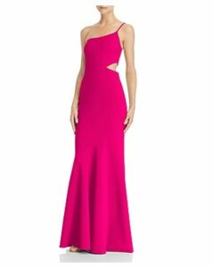 Likely Fina One-Shoulder Gown