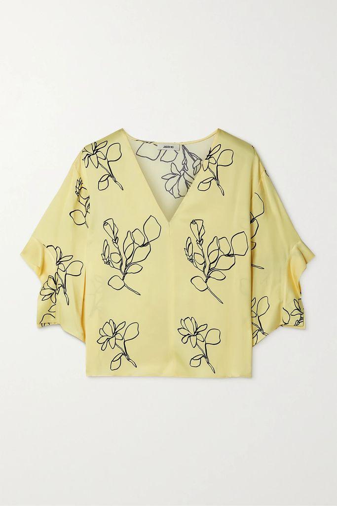 LoveShackFancy - Jojo Crocheted Cotton Tote - Pink