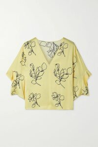 LoveShackFancy - Jojo Crocheted Cotton Tote - Pink