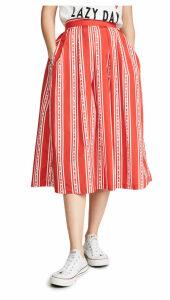 Etre Cecile Stripe Amelie Skirt