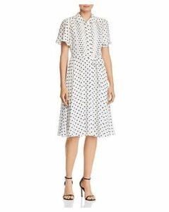 nanette Nanette Lepore Polka-Dot Dress