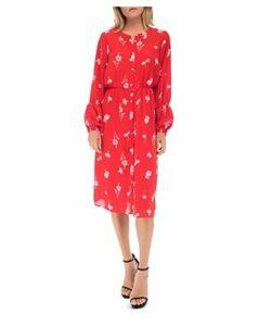 B Collection by Bobeau Diane Floral-Print Dress