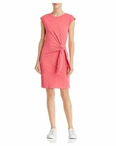 Sundry Tie-Front Tank Dress