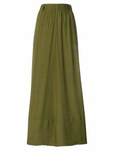 A.F.Vandevorst full pleated skirt - Green