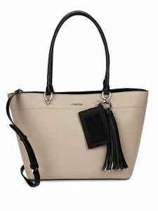 Susan Small Leather Tote