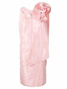 Miu Miu rose taffeta dress - Pink
