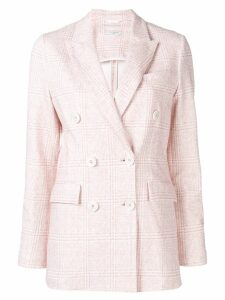 Circolo 1901 double breasted blazer - Pink