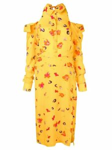 Altuzarra Chiara dress - Yellow