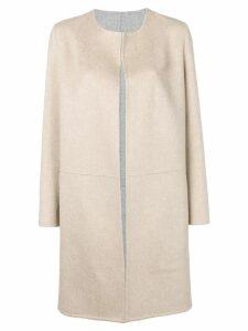 Liska Inga cashmere coat - Neutrals