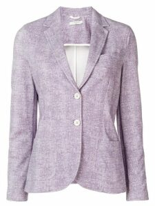 Circolo 1901 classic blazer - Purple