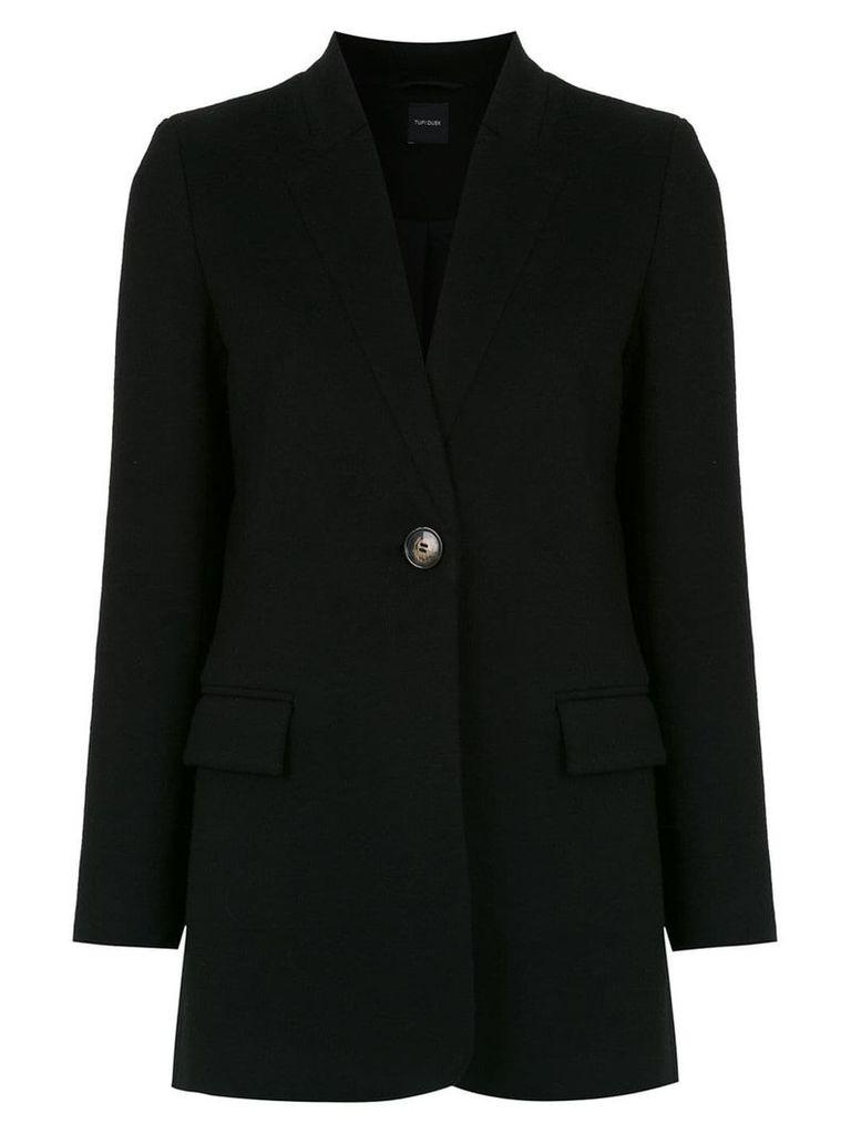 Tufi Duek wool blazer - Black