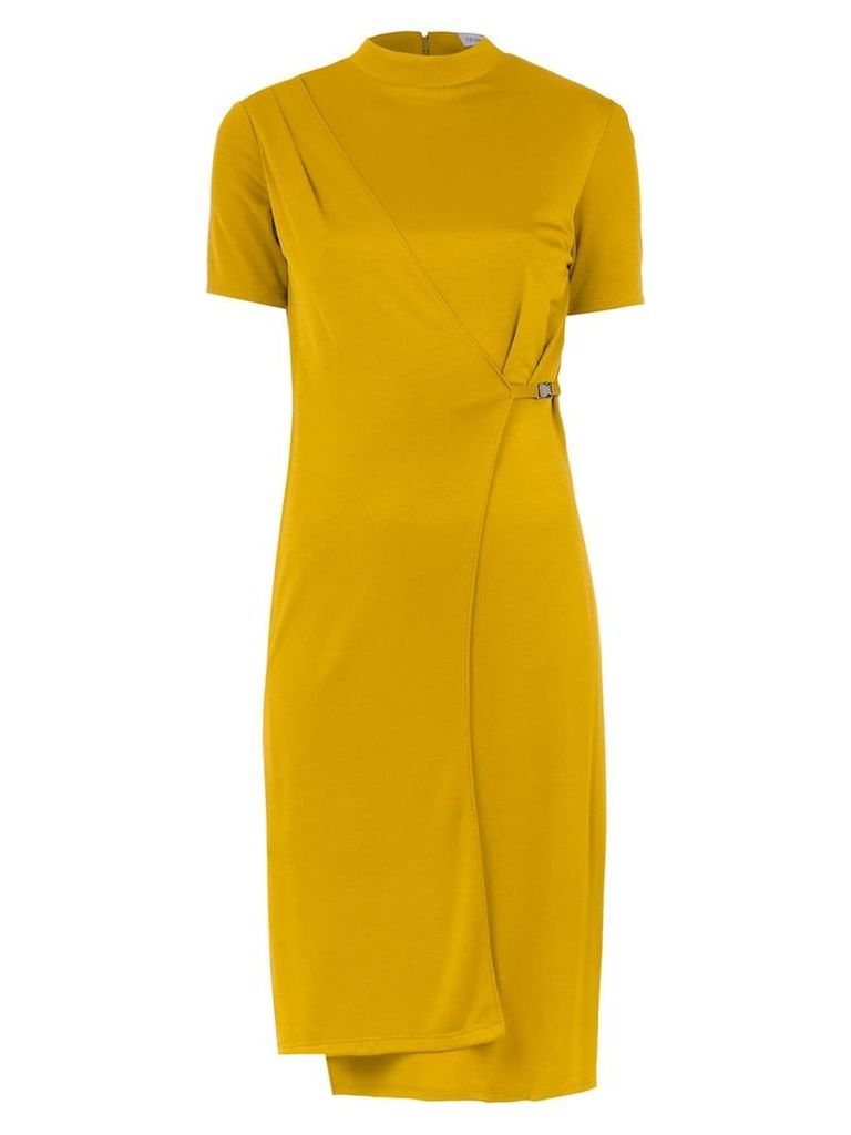 Tufi Duek asymmetric dress - Yellow