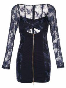 Alice Mccall Loveland mini dress - Blue