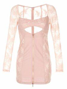 Alice Mccall Loveland mini dress - Pink