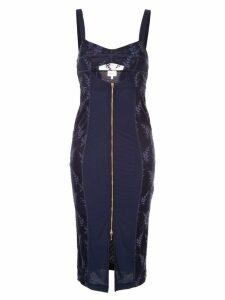 Alice Mccall Loveland midi dress - Blue