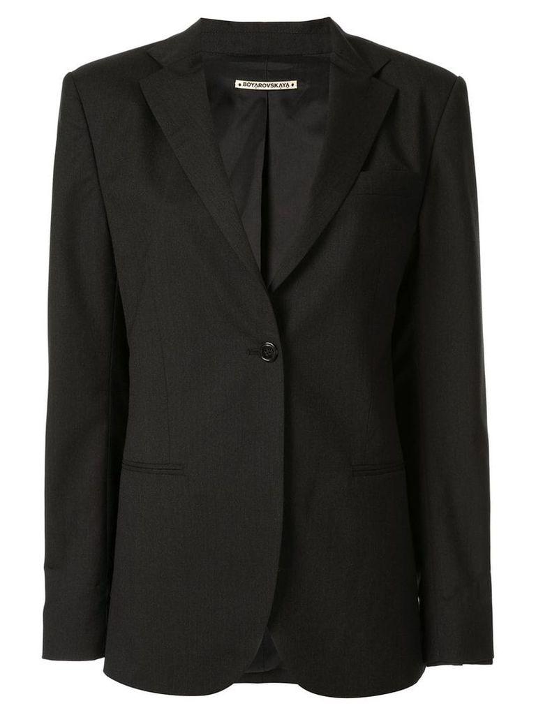 Boyarovskaya oversized blazer - Black