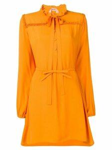 Nº21 shirt dress - Yellow