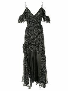 Jonathan Simkhai layered style gown - Black