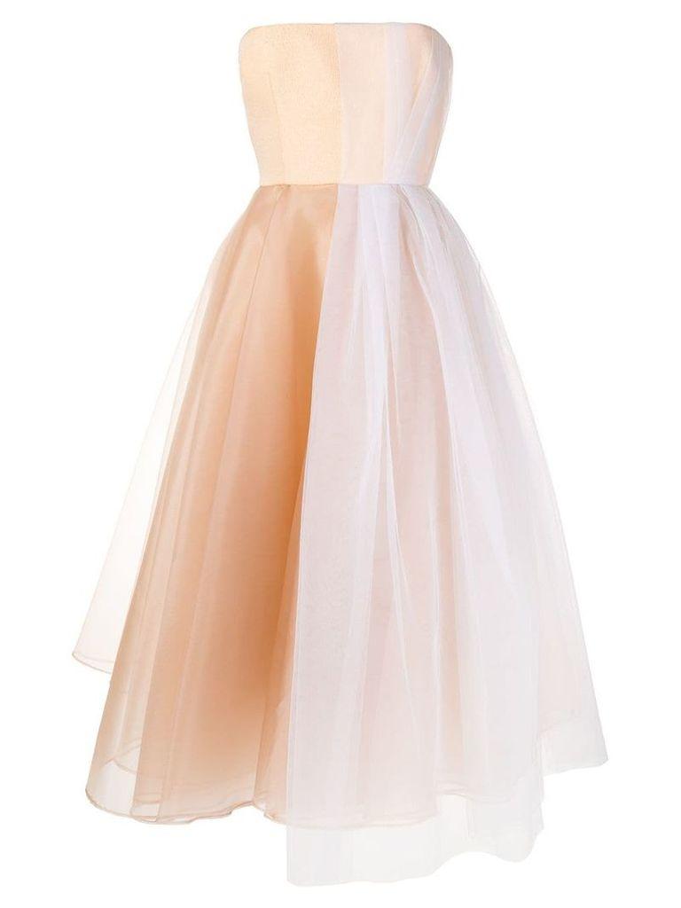 Alex Perry Honore dress - Orange