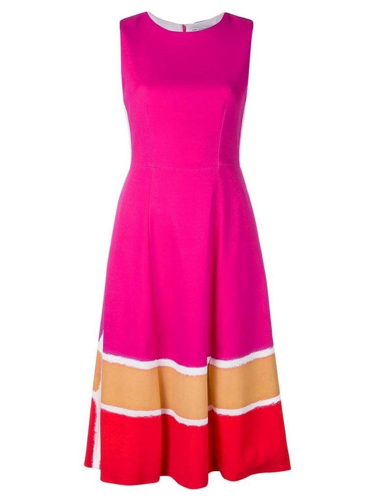 Mary Katrantzou Osmond dress - Pink