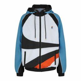 P.E Nation Sky Shot Colour-block Shell Jacket