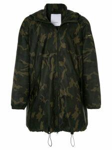 Ports V camouflage jacket - Green
