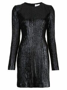 Galvan sequin embellished dress - Blue