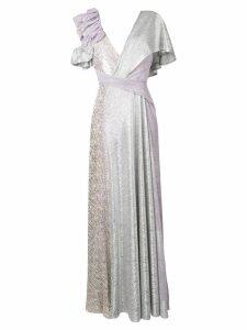 Talbot Runhof Solapur gown - Purple